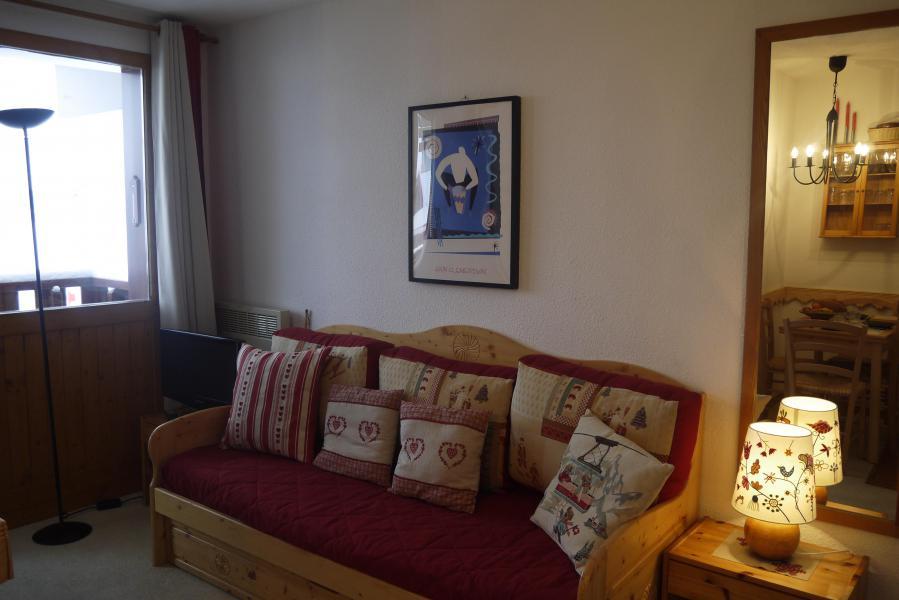 Location au ski Studio 4 personnes (E05) - Résidence les Cimes I - Méribel-Mottaret