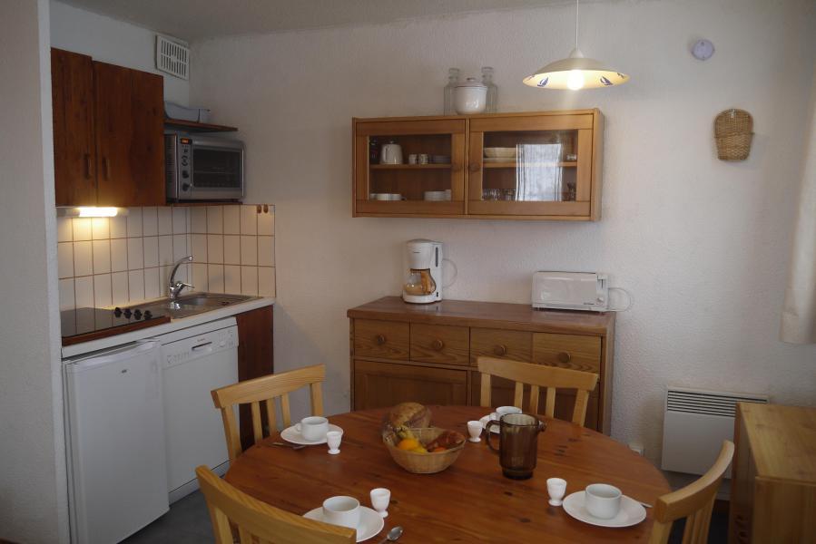 Location au ski Appartement 2 pièces 4 personnes (C11) - Résidence les Cimes I - Méribel-Mottaret - Appartement
