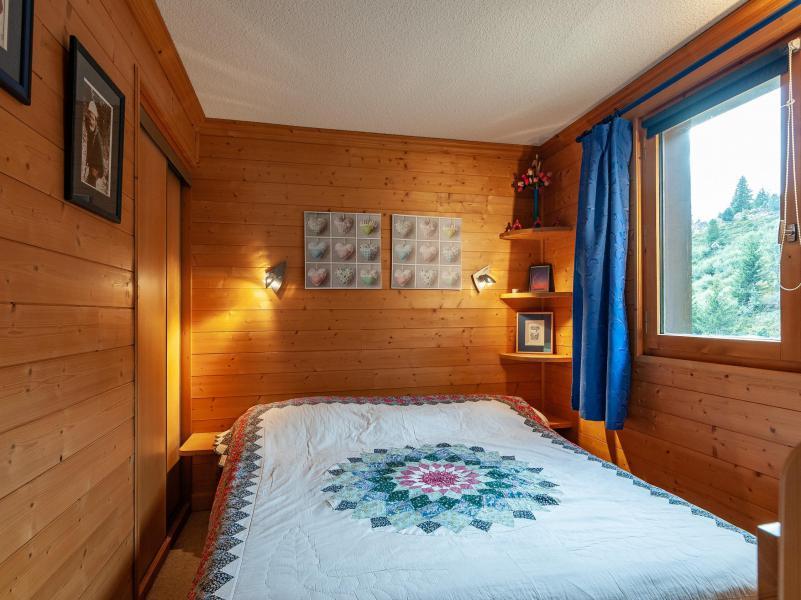 Ski verhuur Appartement 4 kamers 6 personen (F07) - Résidence les Cimes I - Méribel-Mottaret - Kamer
