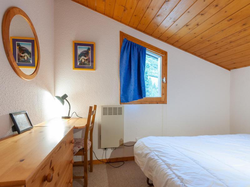 Ski verhuur Appartement 4 kamers 6 personen (F07) - Résidence les Cimes I - Méribel-Mottaret - Zolderkamer