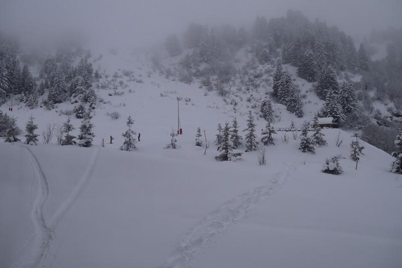 Ski verhuur Appartement 4 kamers 7 personen (021) - Résidence les Cimes II - Méribel-Mottaret