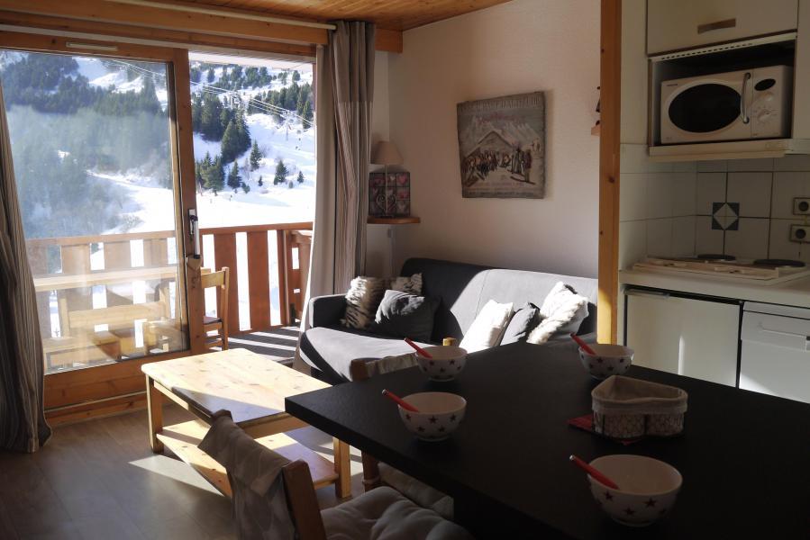 Location au ski Appartement 2 pièces 4 personnes (032) - Résidence les Plattières - Méribel-Mottaret