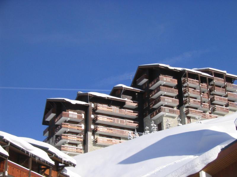 Location au ski Résidence les Plattières - Méribel-Mottaret