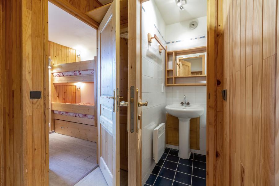 Location au ski Appartement 2 pièces 4 personnes (002) - Résidence les Plattières - Méribel-Mottaret