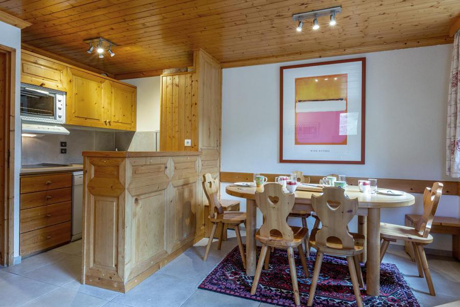 Ski verhuur Appartement 3 kabine kamers 7 personen (003) - Résidence les Plattières - Méribel-Mottaret