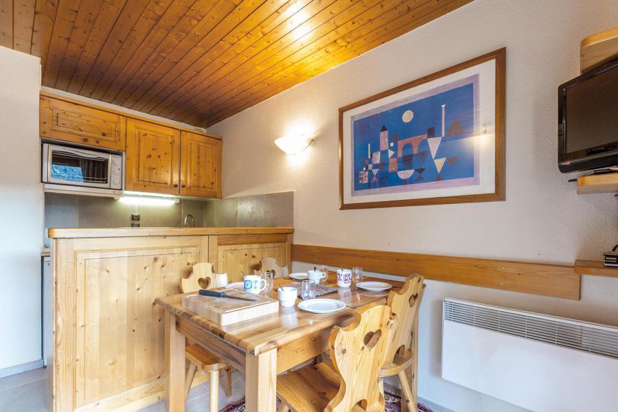 Ski verhuur Appartement 2 kamers 4 personen (002) - Résidence les Plattières - Méribel-Mottaret