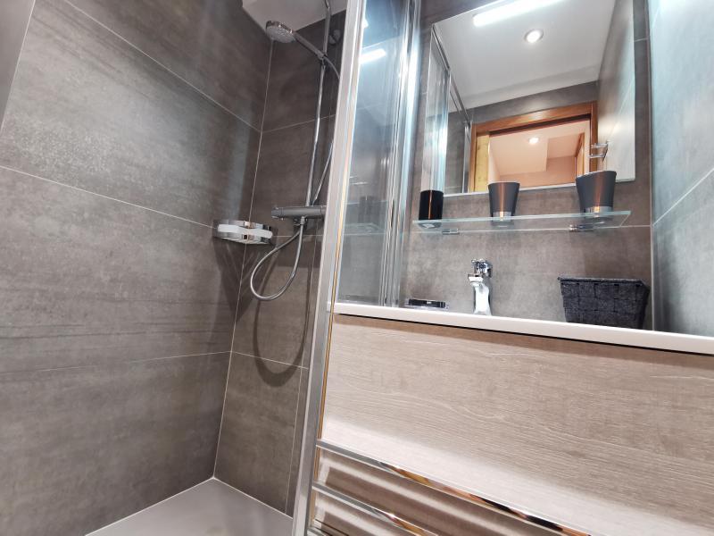 Ski verhuur Appartement 2 kamers 4 personen (032) - Résidence les Plattières - Méribel-Mottaret