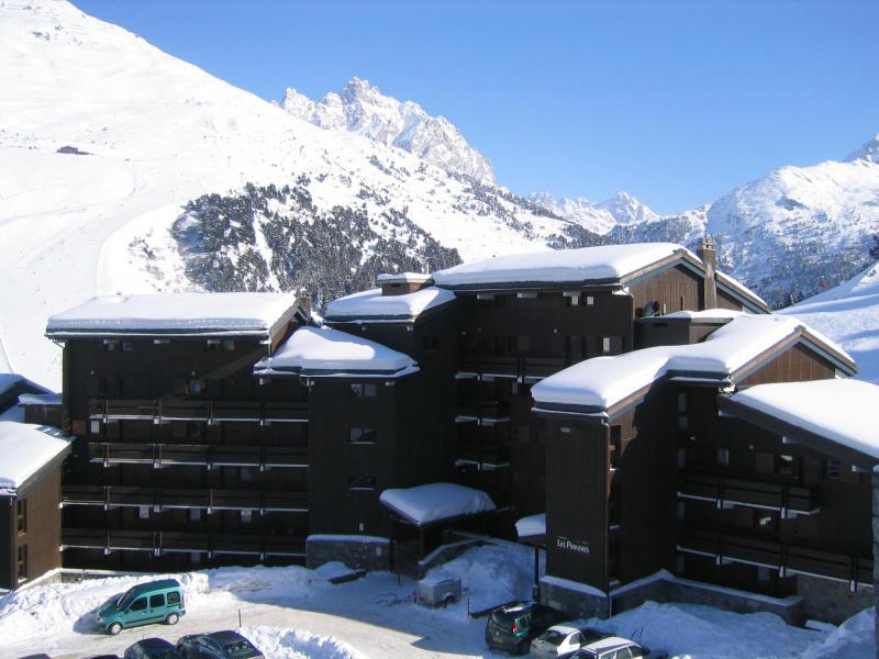 Location au ski Résidence les Provères - Méribel-Mottaret