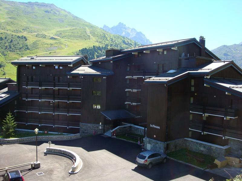 Location au ski Appartement 2 pièces 5 personnes (034) - Résidence les Provères - Méribel-Mottaret
