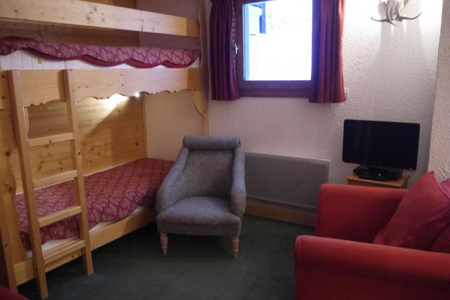 Location au ski Appartement 2 pièces 5 personnes (034) - Résidence les Provères - Méribel-Mottaret - Lits superposés