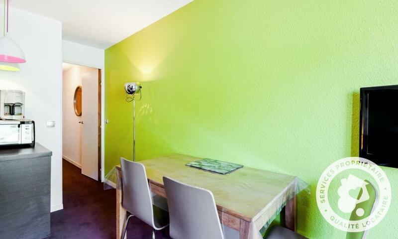 Vacances en montagne Appartement 2 pièces 4 personnes (Confort 28m²) - Résidence les Sentiers du Tueda - Maeva Home - Méribel-Mottaret - Extérieur hiver