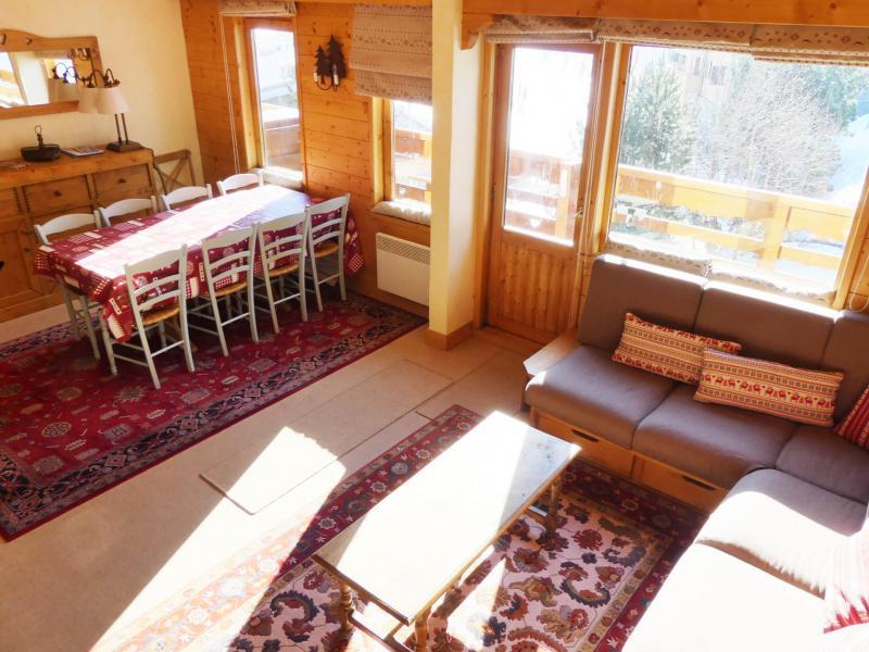 Location au ski Appartement duplex 4 pièces 8 personnes (035) - Résidence Mont Vallon - Méribel-Mottaret