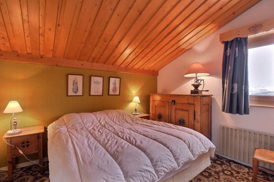 Location au ski Appartement 2 pièces cabine 6 personnes (MTV036) - Résidence Mont Vallon - Méribel-Mottaret - Chambre