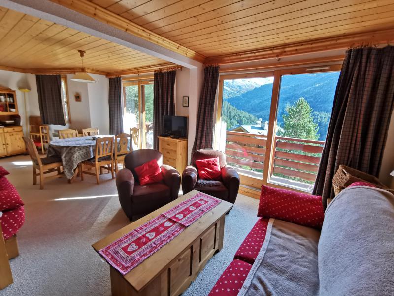 Location au ski Appartement 3 pièces 7 personnes (021) - Résidence Moraine - Méribel-Mottaret
