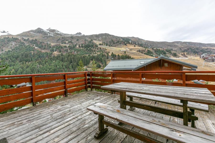 Location au ski Appartement 3 pièces 6 personnes (002) - Résidence Moraine - Méribel-Mottaret