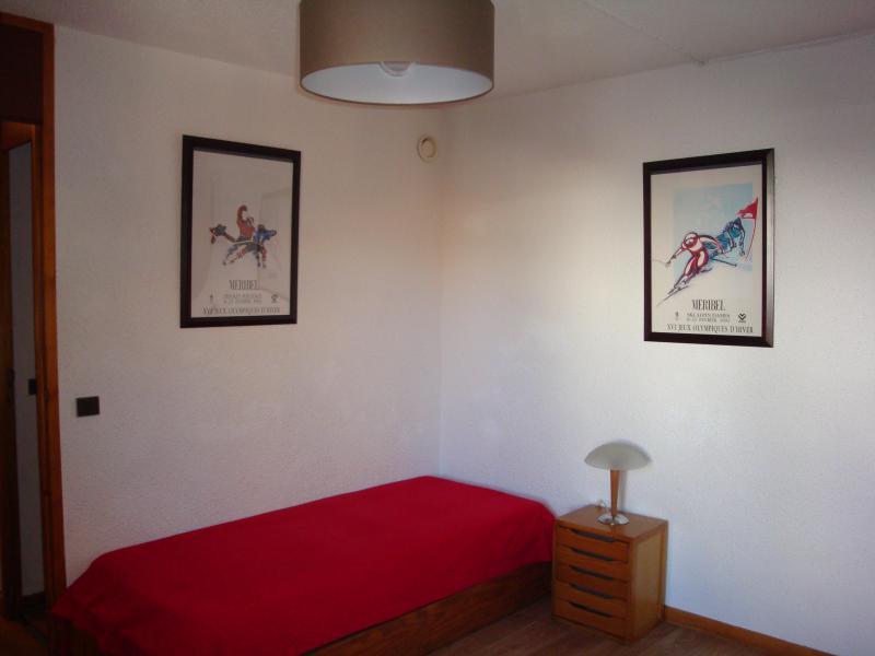 Location au ski Studio 3 personnes (024) - Résidence Nantchu - Méribel-Mottaret