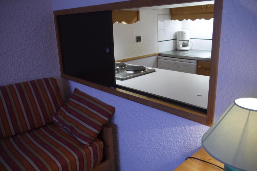 Ski verhuur Appartement 2 kamers 5 personen (021) - Résidence Nantchu - Méribel-Mottaret