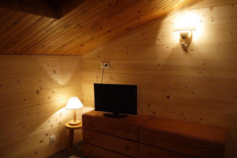 Location au ski Studio 2 personnes (014) - Résidence Nantchu - Méribel-Mottaret
