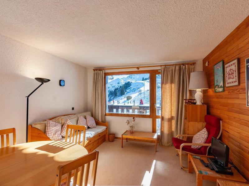 Ski verhuur Appartement 3 kamers 6 personen (009) - Résidence Nantchu - Méribel-Mottaret