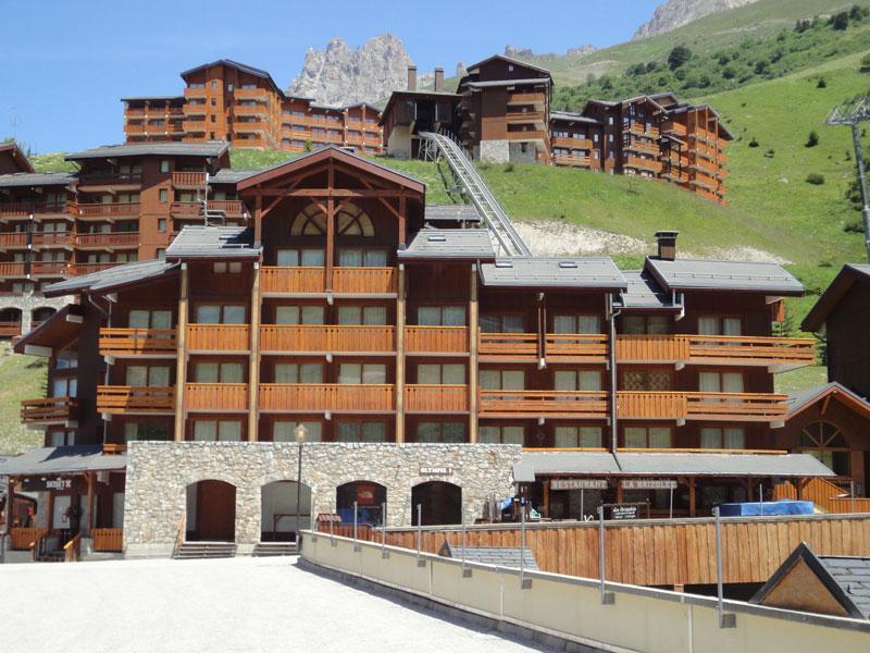Location au ski Residence Olympie I - Méribel-Mottaret