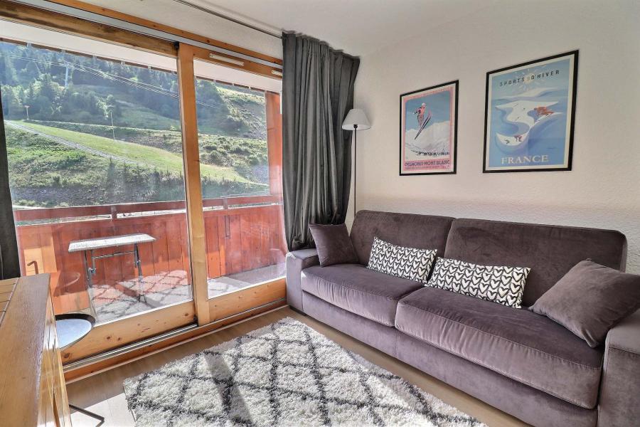 Location au ski Studio cabine 4 personnes (006) - Résidence Olympie I - Méribel-Mottaret