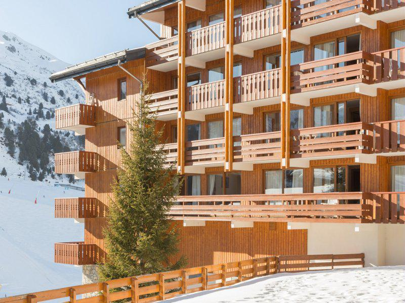 Alquiler al esquí Résidence P&V Premium les Crêts - Méribel-Mottaret