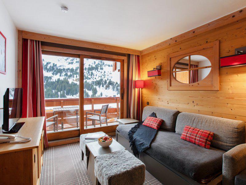 Location au ski Appartement 2 pièces 4-6 personnes - Résidence P&V Premium les Crêts - Méribel-Mottaret