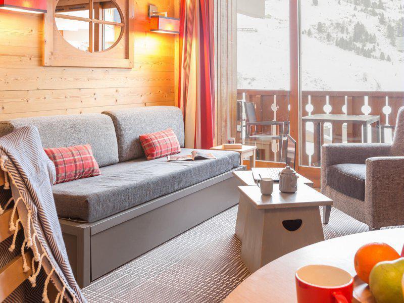 Location au ski Appartement 3 pièces 6 personnes - Résidence P&V Premium les Crêts - Méribel-Mottaret