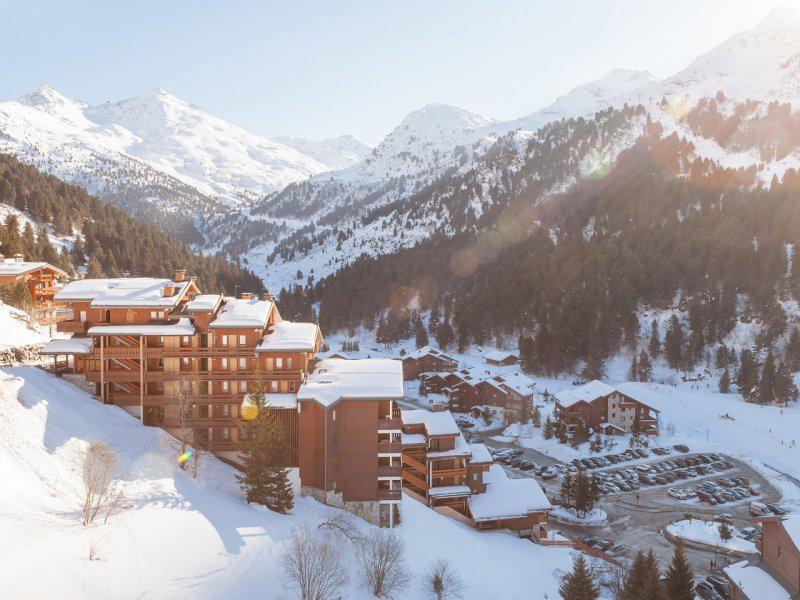 Location au ski Résidence Pierre & Vacances les Sentiers du Tueda - Méribel-Mottaret