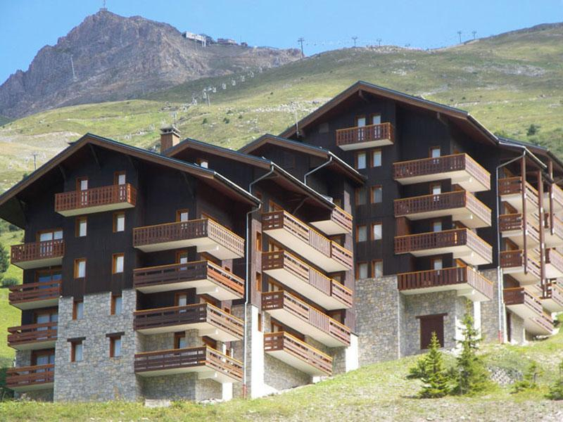 Location au ski Residence Plattieres - Méribel-Mottaret
