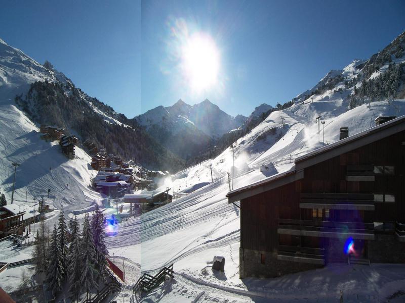 Location au ski Appartement 2 pièces 4 personnes (1100) - Résidence Plein Soleil - Méribel-Mottaret