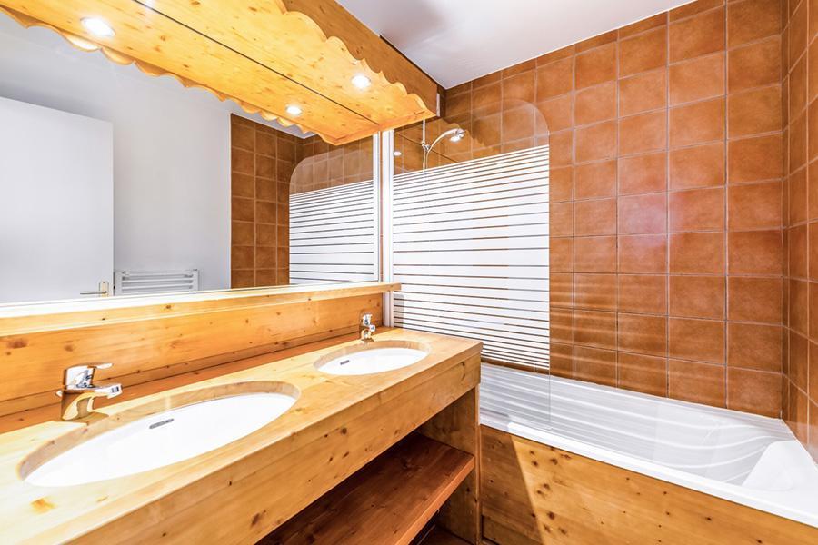 Location au ski Appartement 2 pièces mezzanine 6 personnes (1116) - Résidence Plein Soleil - Méribel-Mottaret
