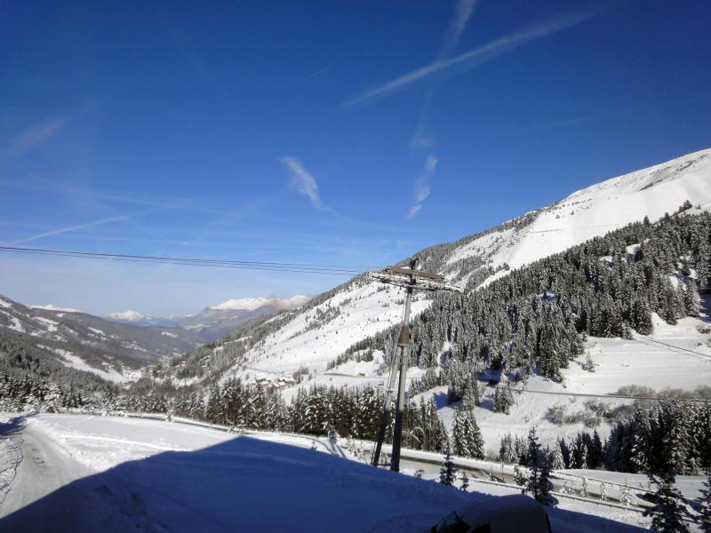 Location au ski Studio 2 personnes (912) - Résidence Plein Soleil - Méribel-Mottaret