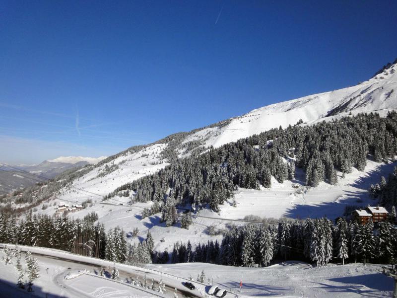 Location au ski Appartement 2 pièces mezzanine 5 personnes (1017) - Résidence Plein Soleil - Méribel-Mottaret