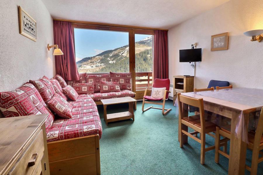 Location au ski Appartement 2 pièces 5 personnes (715) - Résidence Plein Soleil - Méribel-Mottaret