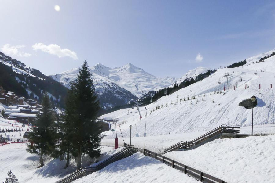 Location au ski Appartement 2 pièces 5 personnes (705) - Résidence Plein Soleil - Méribel-Mottaret