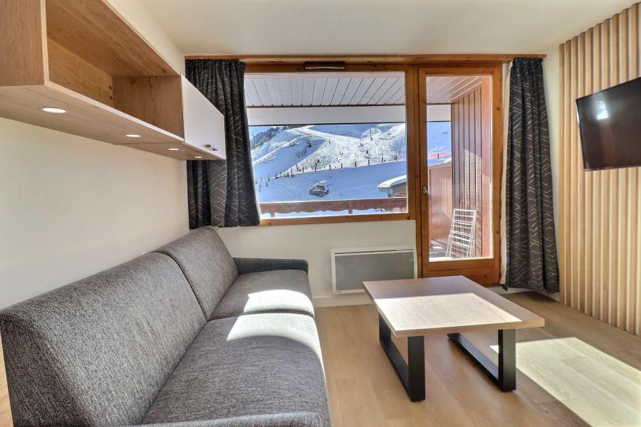 Location au ski Appartement 2 pièces 5 personnes (1006) - Résidence Plein Soleil - Méribel-Mottaret