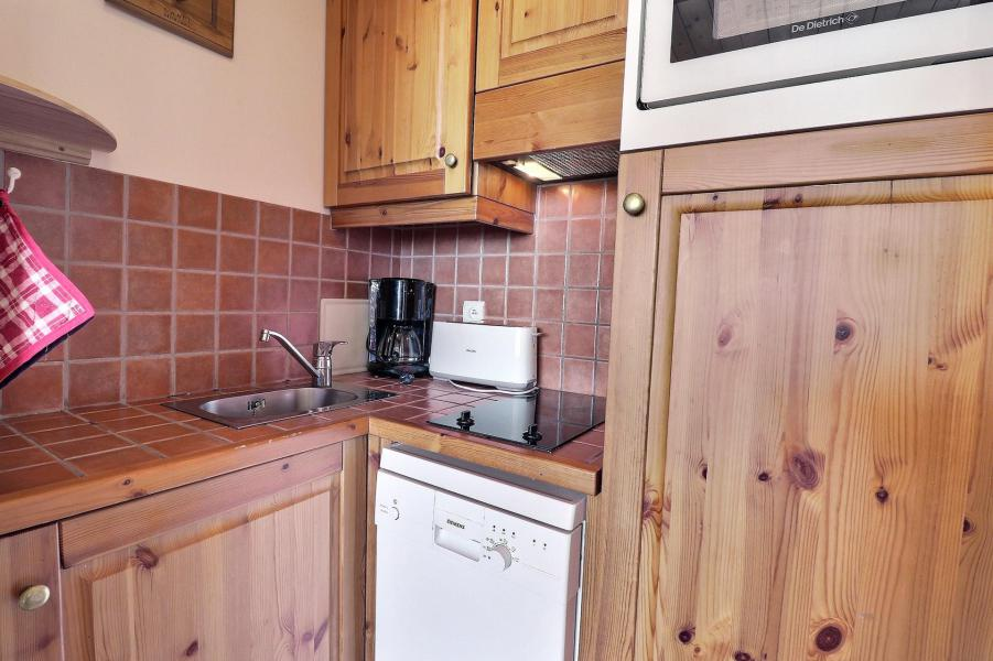 Location au ski Appartement 2 pièces 4 personnes (718) - Résidence Plein Soleil - Méribel-Mottaret