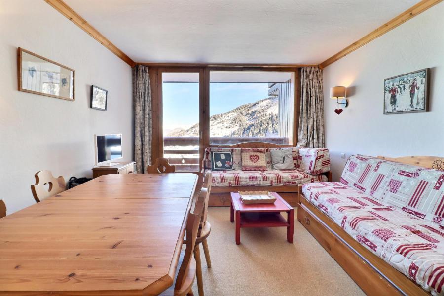 Location au ski Appartement 2 pièces 5 personnes (916) - Résidence Plein Soleil - Méribel-Mottaret