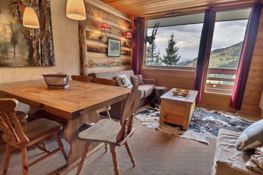 Location au ski Appartement 2 pièces 4 personnes (517) - Résidence Plein Soleil - Méribel-Mottaret