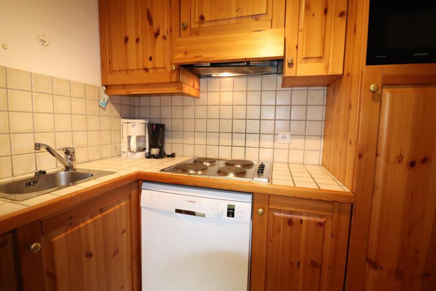 Location au ski Appartement 2 pièces 5 personnes (608) - Résidence Plein Soleil - Méribel-Mottaret - Cuisine