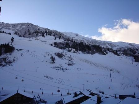 Location au ski Appartement 3 pièces cabine 6 personnes (450) - Residence Pralin - Méribel-Mottaret - Extérieur hiver