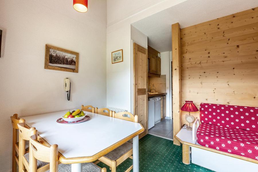 Ski verhuur Appartement 3 kabine kamers 6 personen (611) - Résidence Pralin - Méribel-Mottaret