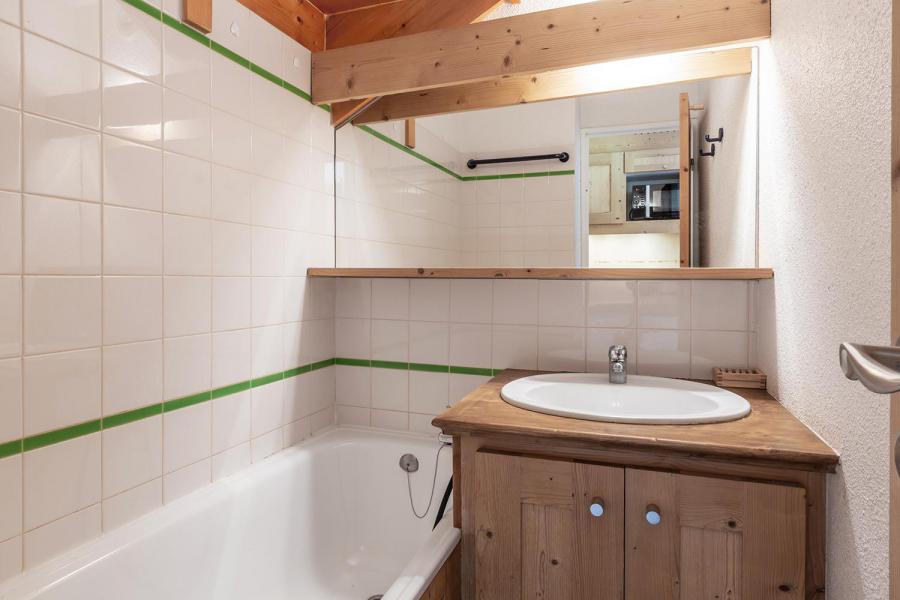 Location au ski Appartement 3 pièces cabine 6 personnes (611) - Résidence Pralin - Méribel-Mottaret