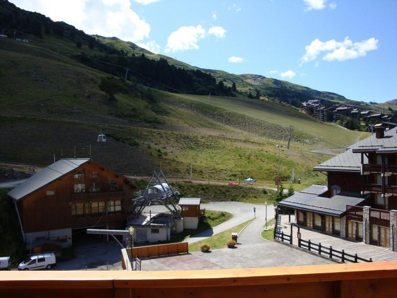 Location au ski Studio 4 personnes (308) - Résidence Pralin - Méribel-Mottaret