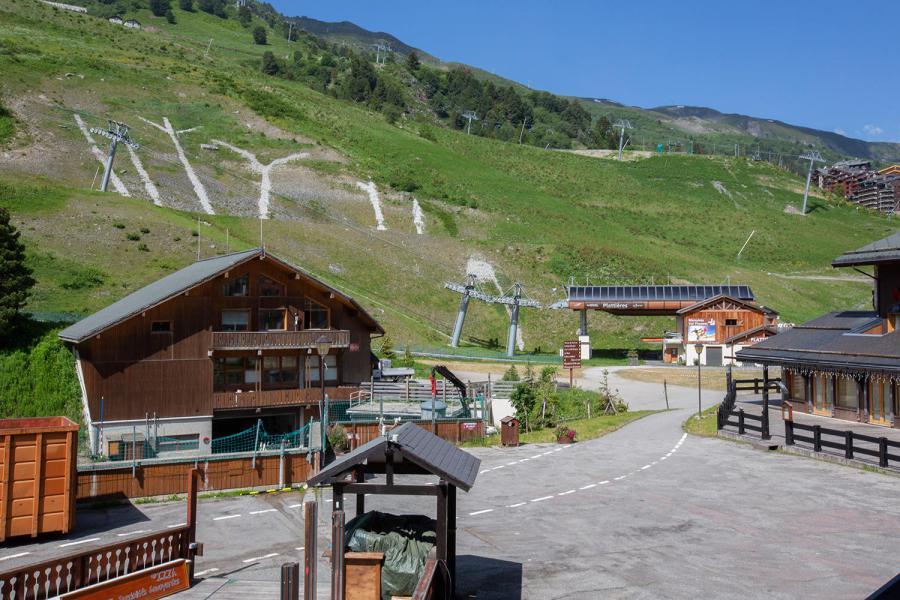 Location au ski Studio 4 personnes (102) - Résidence Pralin - Méribel-Mottaret