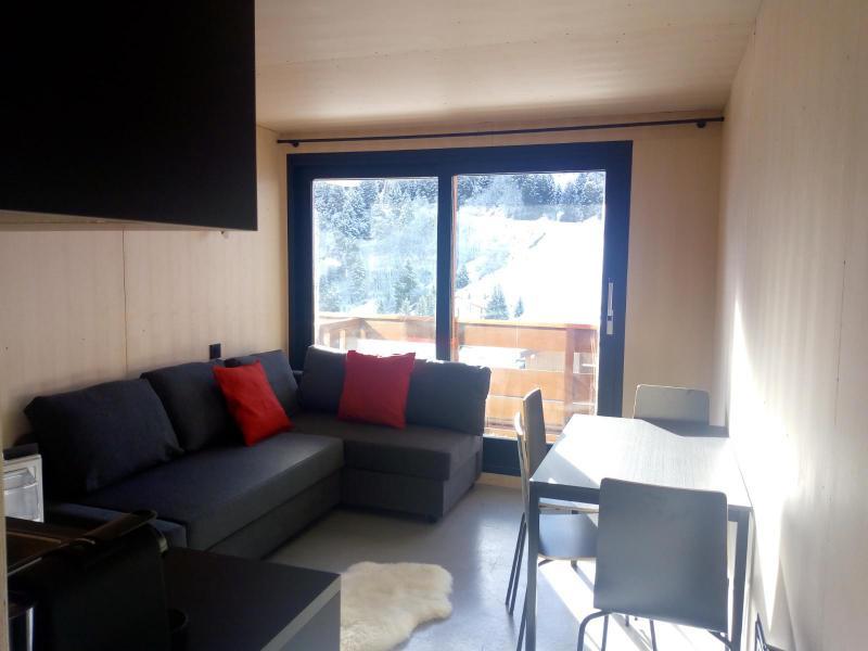 Location au ski Studio coin montagne 4 personnes (818) - Résidence Pralin - Méribel-Mottaret