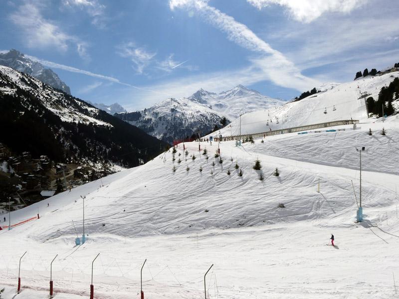 Location au ski Appartement duplex 3 pièces 7 personnes (066) - Residence Proveres - Méribel-Mottaret