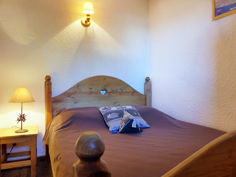 Location au ski Appartement 2 pièces 4 personnes (014) - Residence Proveres - Méribel-Mottaret