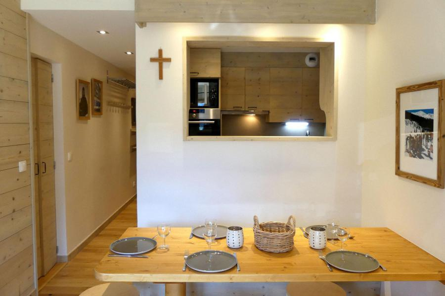 Location au ski Appartement 3 pièces 7 personnes (011) - Résidence Provères - Méribel-Mottaret